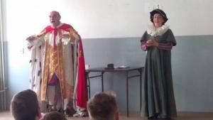 Lekcja teatralna oMolierze