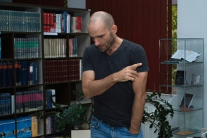 Podróżnik Mariusz Kurc